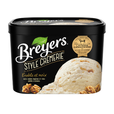 Breyers Creamery Style Maple Walnut 1.66 LT