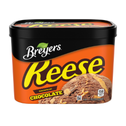 Breyers REESE®  Chocolate 1.66 L UPC