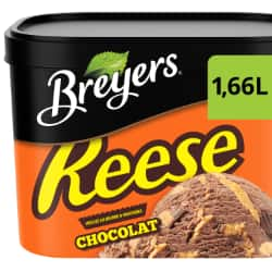 Breyers®  REESE Chocolate 1.66 L French & English Hero Images