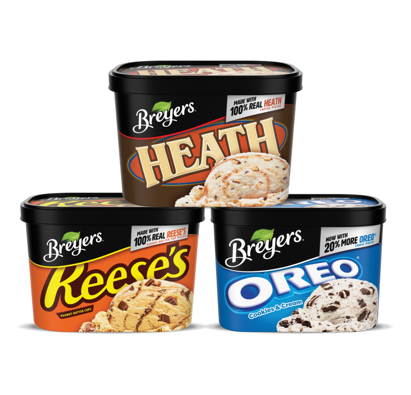 Breyers® Cookies & Candies