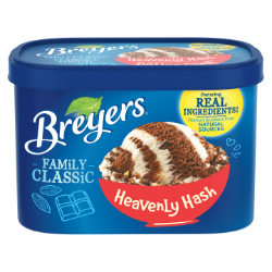 Breyers Classic Heavenly Hash 1.66 L front of pack