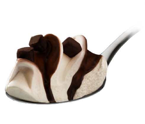 Breyers gelato scoop brownie batter V1