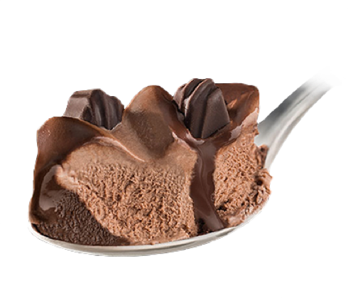 Breyers gelato scoop fudge V1