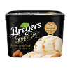Breyers Creamery Style Butterscotch Ripple 1.66 L front of pack