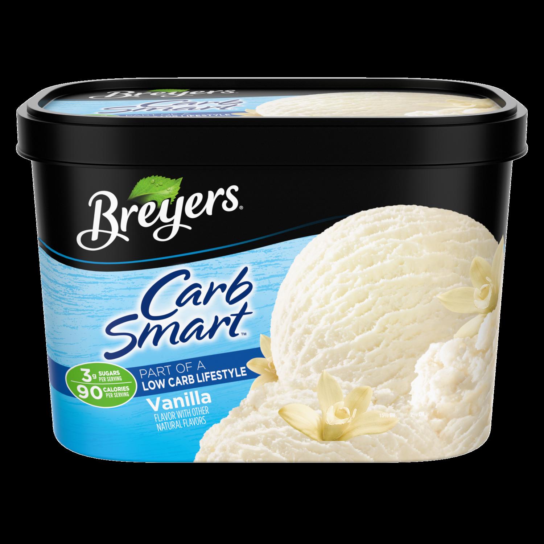 vanilla | breyers® carbsmart™