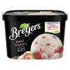 A 48 ounce tub of Breyers® Natural Strawberry simple pack image